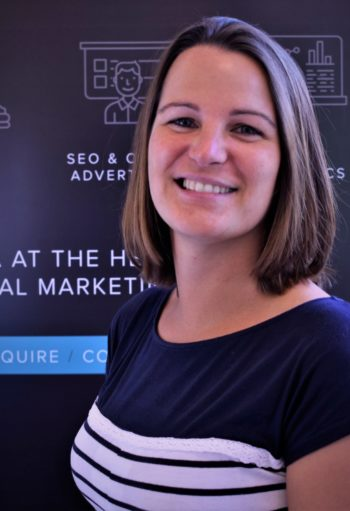 Séverine Sacré | Digital Marketing Team Leader