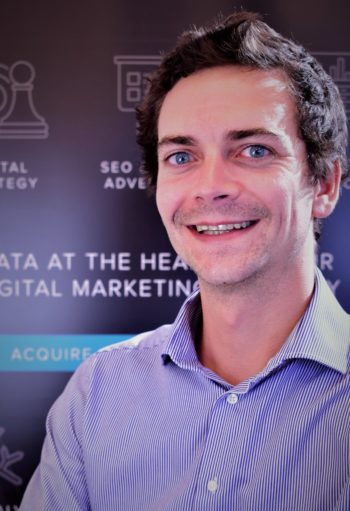 Thomas Pirotte | Senior Web Analytics Consultant