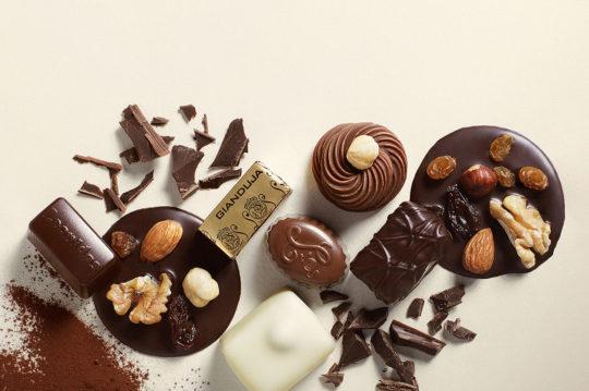Universem, Charlie digital d'un grand nom du chocolat Belge : Leonidas